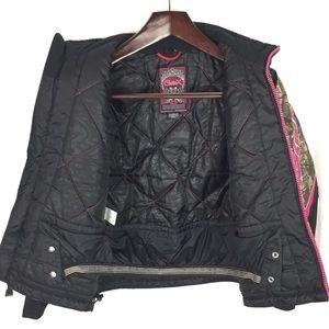 b9fa924c62057 Castle X Jackets & Coats - Castle X Youth Camo Winter Racing Jacket Size Med